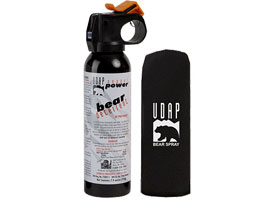 Buy or Bust - UDAP Bear Spray
