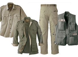 Buy or Bust – Cabela's Safari Line Clothing