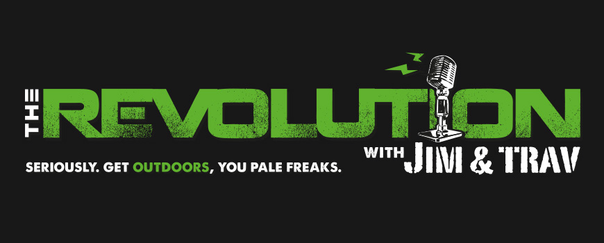 The Revolution with Jim & Trav Expands Network