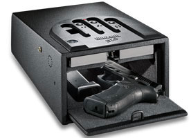 Buy or Bust - GunVault Biometric Safes