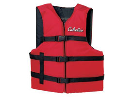 Buy or Bust – Cabela's Deluxe Flotation Vest