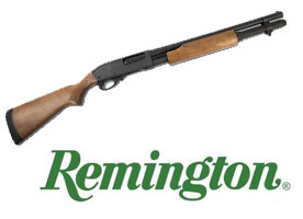 Buy or Bust - Remington Model 870 Home Defense Dark Stain Hardwood 12 Gauge