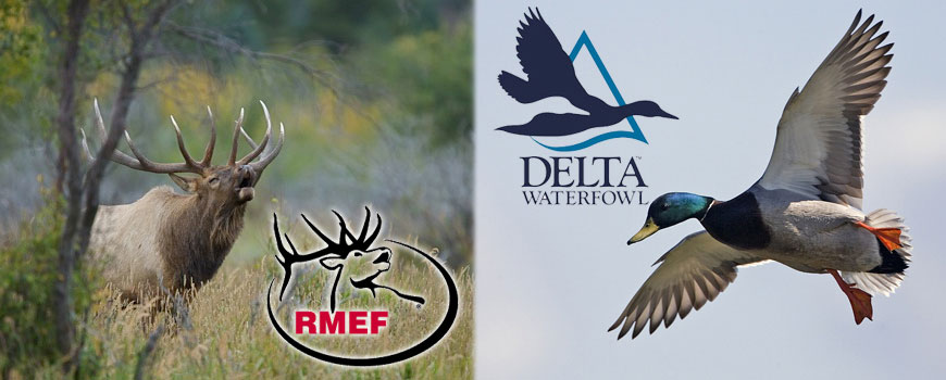 RMEF & Delta Waterfowl