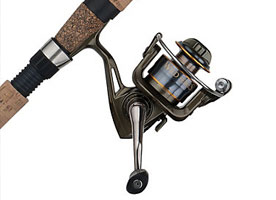 Buy or Bust - Shakespeare Wild Trout Spinning Rod and Reel Combo