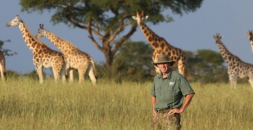 """Front Lines Conservation with Ivan Carter and """"Wildlife Heroes"""""""