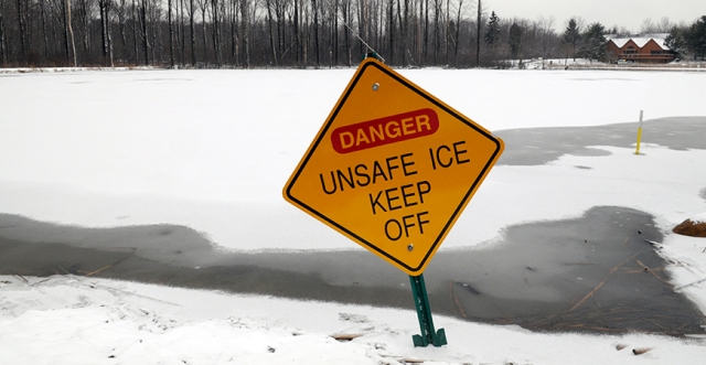 Survival On Thin Ice
