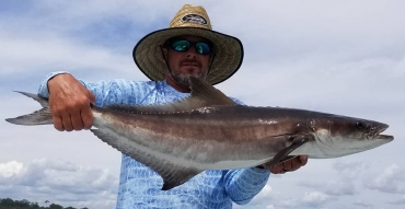 "Incredible Inshore & Offshore Fishing Opportunities With Captain Todd Jones of ""Emerald Tails"""