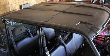 Customize Your RANGER: Roof Options