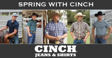 Spring with CINCH