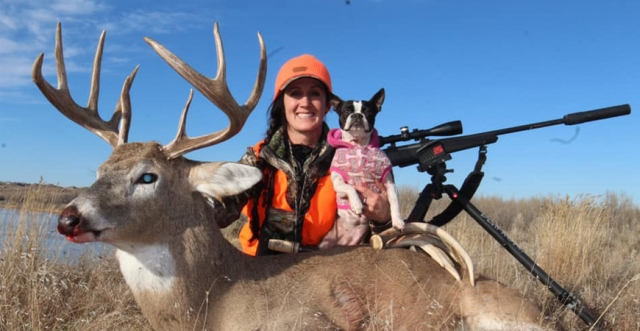 Multi-State Big Buck Tour with Melissa Bachman