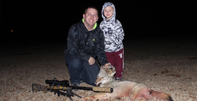 Predator Hunting Calibers with Derrick Ratliff