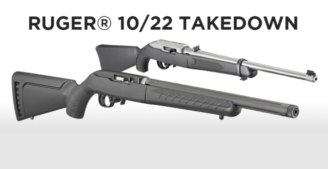 Buy or Bust – Ruger 10/22 Takedown