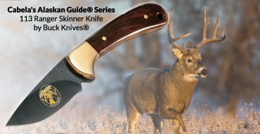 Buy or Bust – Cabela's Alaskan Guide® 113 Ranger Skinner Knife