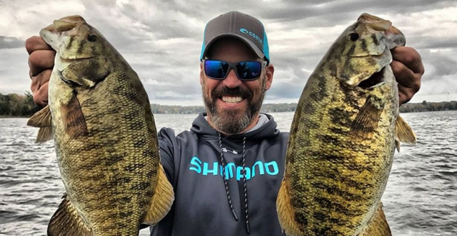 Understanding your angling gear and fishing hot weather bass with JP DeRose