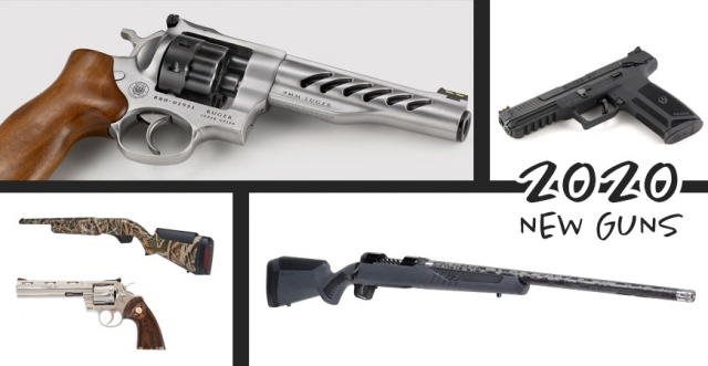 New Guns for 2020 with Eric Poole of Guns & Ammo Magazine