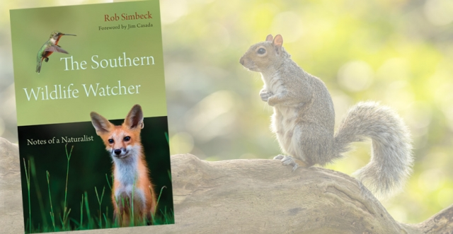 The Southern Wildlife Watcher by Rob Simbeck