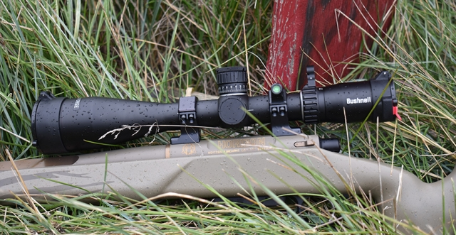 Forge, Nitro & Prime: Optics for Everyone from Bushnell