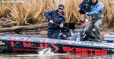 Spring Bass Fishing Tips from MLF Pro Brandon Palaniuk