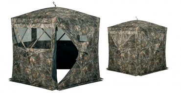 Buy or Bust – BlackOut Stealth Hunter 5 Ground Blind