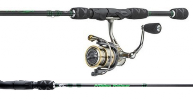 Buy or Bust – Bass Pro Shops Prodigy Walleye Spinning Rod