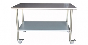 Buy or Bust – Cabela's Stainless Steel Table with Caster