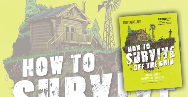 Survival Books – How To Survive Off The Grid