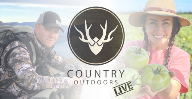 "A Glimpse of Hope: ""Country Outdoors LIVE"" Featuring Nick Hoffman"