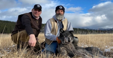 """Trapping Wolves with Alan Probst of """"North American Trapper"""""""