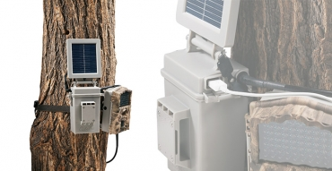 Buy or Bust – Cabela's External Battery Box/Solar Panel with 6-Volt Battery
