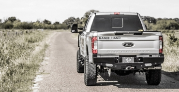 I Like Back bumpers and I Cannot Lie: Ranch Hand Sport Back Bumper Installation Guide