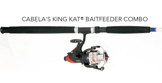 Buy or Bust – Cabela's King Kat Baitfeeder Combo