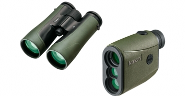 Buy or Bust – Cabela's Intensity 1600R Laser Rangefinder and Intensity HD Binoculars Combo