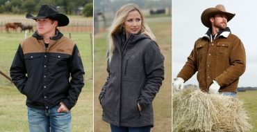 Bring On the Cold and Bundle Up with CINCH Outerwear