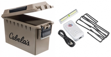 Buy or Bust – Cabela's 7-piece Safe Accessory Kit
