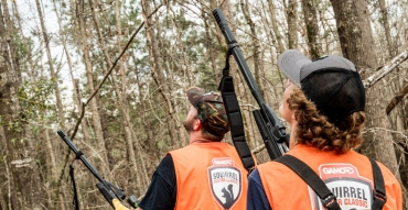 Winter Squirrel Hunting with Michael Waddell