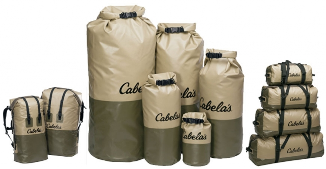 Buy or Bust – Cabela's Boundary Waters Roll-Top Dry Bags