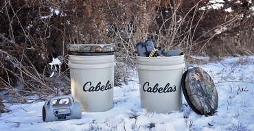 Buy or Bust – Cabela's Bucket & Seat Combo