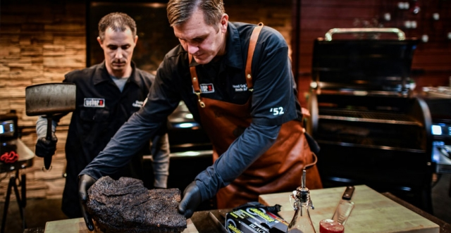 The Secret to Smoking the Best Baby Back Ribs with Kevin Kolman of Weber