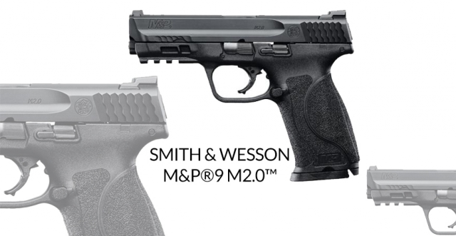 Buy or Bust – Smith & Wesson M&P 9 M2.0