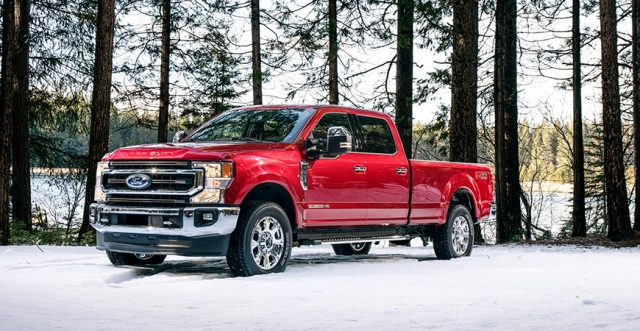 Got Power? Here's a Taste of the Asphalt Crushing Beast, the All-New 2020 Ford Super Duty