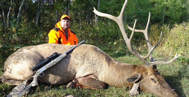 Early Season Backcountry Elk Hunting with Steve West
