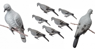 Buy or Bust – Cabela's Dove Decoy 6-Pack