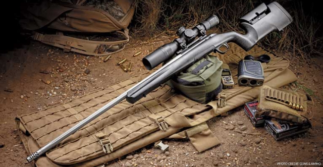 Target Shooting Rimfires, Long Range Capable Rifles and New Cartridges with Eric Poole of Guns & Ammo