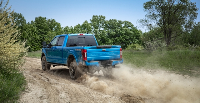 Smash Your Off-Road Quests With The Ford Super Duty Tremor Off-Road Package