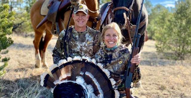 Spring Gobblers on Horseback and Marlin Bowfishing with Fred Eichler