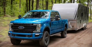 The New 2020 Ford Super Duty: An Off-Road Beast, Best in Class Heavy Hitter, Performance and Capability Leader