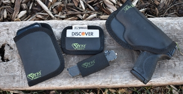 Everyday Carry Solutions for your Everyday Carry Items with Eric Rice and Sticky Holsters