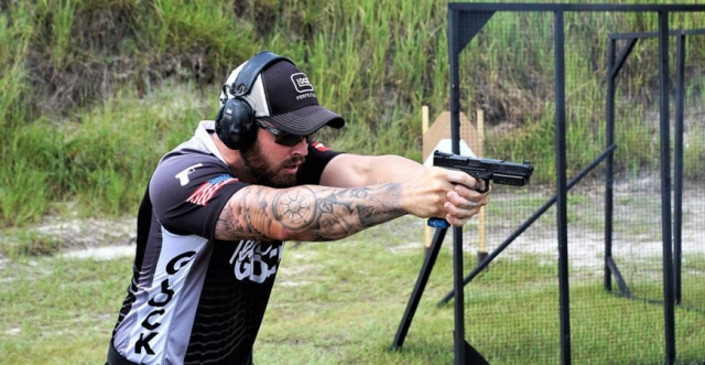Improving Your Pistol Shooting Technique with Shane Coley