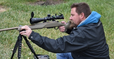Easy Bore Sighting Without a Laser Bore Sighter