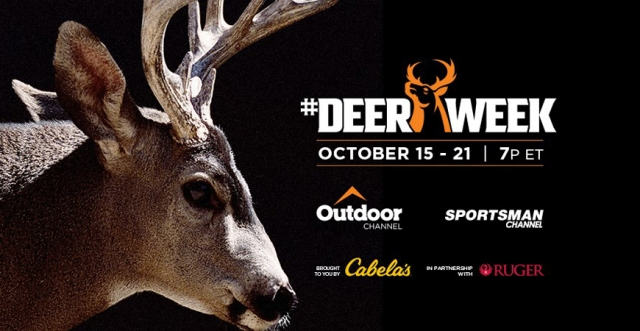 #DeerWeek: Seven Nights of Epic Deer Hunts Coming This Fall to Outdoor Channel and Sportsman Channel